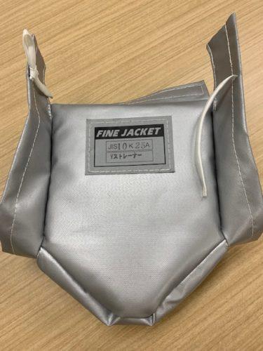 -20℃~900℃対応可!板金加工なしで配管の温度を一定に保てます!