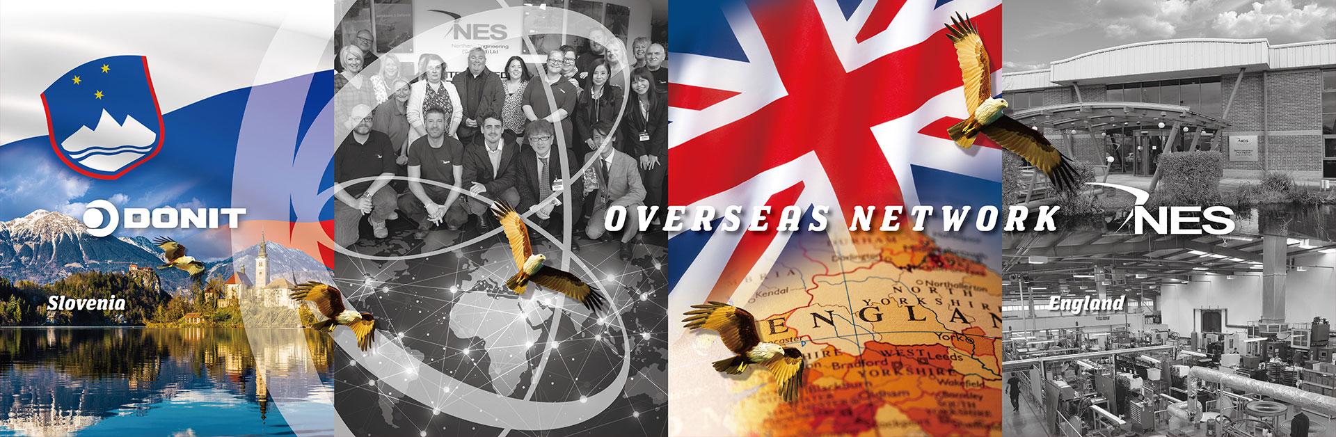 OVERSEAS NETWORK